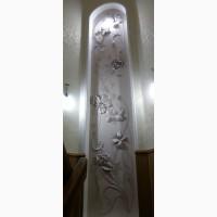 Эксклюзив: настенный барельеф, лепка