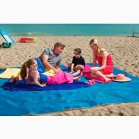 Пляжная подстилка - антипесок