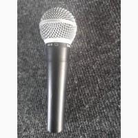 Микрофон Shure SM58 LO Z(настоящий оригинал из США)