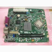 Материнская плата LGA775 ( G41 / 2xDDR3) Dell с корпусом в комплекте