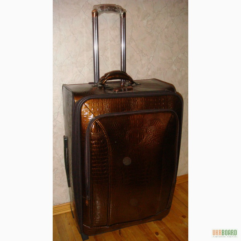Купить новый чемодан