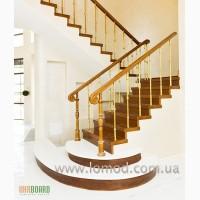 Эксклюзивная лестница классическая под заказ