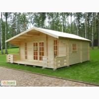 Продаём, строим бытовки, небольшие дачные домики с доски и мини-бруса