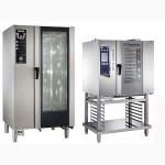 Пароконвекционная печь/шкаф Rational, UNOX, Аpach. Пароконвектомат бойлерный и инжекторный