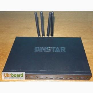 Продам Dinstar DWG2000E-4G - IP-GSM-шлюз на 4 сим-карты