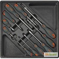 Набор отверток в ложементе 11 шт Nео tools 84-260