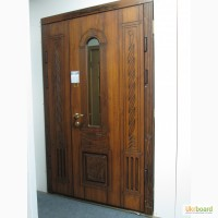 Двері вхідні для приватних будинків