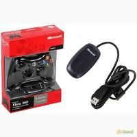 Беспроводной джойстик Xbox 360 + Receiver для ПК