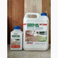 Стойкий экологичный лак Tover Idrolak DR97 SQ (Італія) 2-комп, 5л 100% полыуретановий