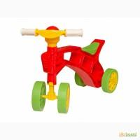 Каталка Ролоцикл 2759, велобег детский пластмассовый