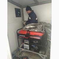 Мини электростанции подключение и монтаж генераторов