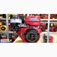 Двигатель бензиновый WEIMA WM190F-S 16 л.с.(HONDA GX420) (шпонка)