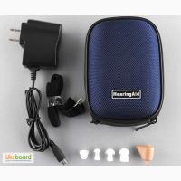 Внутриушной слуховой аппарат Axon K-88 с зарядным устройством на аккумуляторе