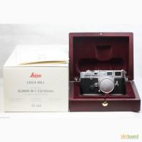 Leica M6J - Серебро с Elmar-M 50mm F2.8 - серебро