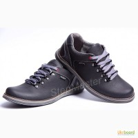 Туфли кожаные VANS Exclusive