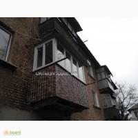 Ремонт балкона под ключ в городе Кривой Рог. Цена