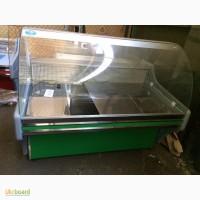 Продам витрину холодильную Lux 1.5 метра новую на гарантии