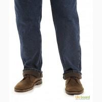 Зимние джинсы на флисовой подкладке Lee из США