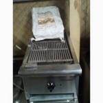 Лава- гриль(жарочная поверхность газовая) Custom Heat