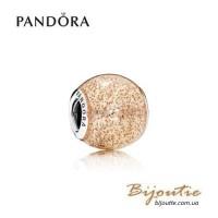 PANDORA Шарм ― сияние розового золота 796327EN145 оригинал