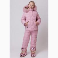 Зимний комбинезон для девочки Подросток KDP-1 розовый разные цвета