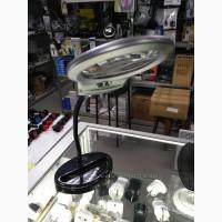 Настольная лампа Лупа с LED-подсветкой на гибкой ножке 2x 90 мм Лупа с LED-подсветкой