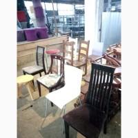 Распродажа стульев б/у, кресел для кафе, ресторана, бара