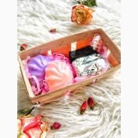 Подарочный набор мыло ручной работы Дайте сладкого!, подарок на 8 марта, подарок девушке