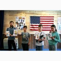 Английский языковой лагерь с носителями Буймеровка кэмп для детей ЛЕТО 2020