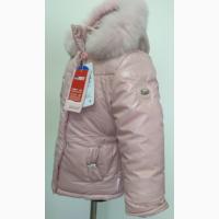 Комплект Pastels pink натуральный мех
