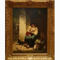 Доставка картин в Европу