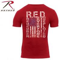 Футболки R.E.D. Athletic Fit производства Rothco