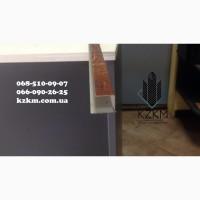 П-образный профиль Заборная планка Пешка Сверху на забор накрывка Декоративная изделие