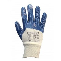 Перчатки Trident DQ 6007 нитрил