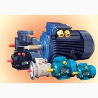 Электродвигатель Електродвигатель от 1 до 1000 квт