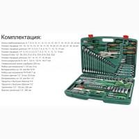 Набор инструмента комбинированный 158ед. Hans TK-158V
