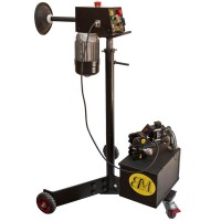 Стенд для проточки тормозных дисков BM4000 SNG
