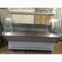 Продам б/у холодильные витрины Технохолод 1.5 метра -5+5 С две штуки