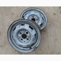 Диск колёсный металлический 5 1/2J-13H2 Ауди 80