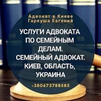 Адвокат у Києві. Консультація адвоката