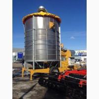 Мобильная зерносушилка Mecmar S34/263F