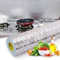Кухонная фольга-стикер