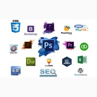 Курсы, Репетитор: ПК с нуля, Word, Excel, WordPress, Joomla, Магазин, HTML, CSS