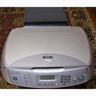 МФУ EPSON Stylus CX6600