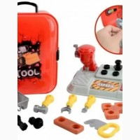 Детский игровой набор инструментов в рюкзаке l Toy 25 предметов
