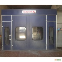 Камера покрасочная SAIMA SUPER PRISMA (Италия) б/у