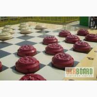 Предлагаем напольные шахматы, шашки, нарды