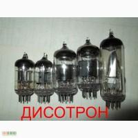Радиолампы производства СССР