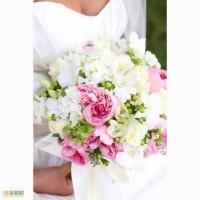 Свадьба в европейском стиле, украшение зала на свадьбу цветами, тканями