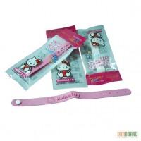 Браслет Hello Kitty от комаров комплект 3 шт